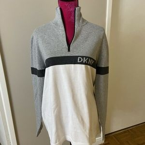 DKNY Mens Sweater Large NWT